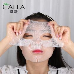 Facile d'hydrogel Aborption dentelle nourrissant Masque facial coréen Soins de beauté