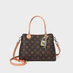 Оптовая торговля популярного дизайнера дамы сообщение сумки плечевого ремня моды Classic мешки PU кожаные сумки