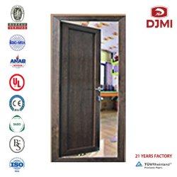 Pelle di vetro del portello del portello scorrevole HDF del portello di legno del portello del metallo del porta sul retro