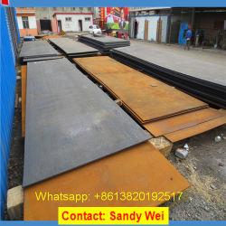 إمداد المصنع الصيني ASTM A128 X120mn12 Hadfield High Manganese Steel سعر اللوحة بالكيلوجرام