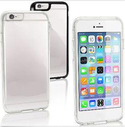 Тонкая подошва из термопластичного полиуретана ПК обратно крышку картера для iPhone 6 4,7