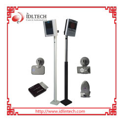 Длинный диапазон Bluetooth считыватель RFID для стоянки