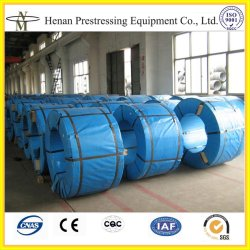 15.24mm/12.7mm Post Tension Prestressed Cable Wire