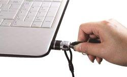 Cable de seguridad para puerto USB del portátil