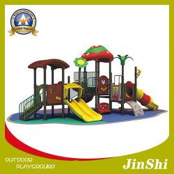 Le più recenti attrezzature per il parco giochi per esterni/interni della serie Fairy tale, scivolo in plastica, parco divertimenti, eccellente qualità En1176 Standard (TG-007)