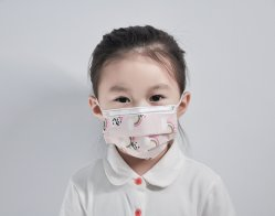 Детский рисунок Пользовательские маски Non-Sterile Spunlace Non-Woven ткани уход за кожей мультфильм одноразовые Earloop 3ply Melt-Blown Bfe>95%