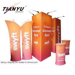 Contador de tensión de la estructura oval con la visualización de impresión gráfica personalizada para el comercio
