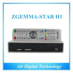 Ontvanger Enigma2 van Zgemma H1 dvb-c van Airdigital de Digitale Satelliet