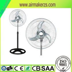 runder niedriger elektrischer Ventilator des Standplatz-18inch