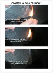 Ignífugo de fibra de vidrio de seguridad contra incendios de cribado de insectos