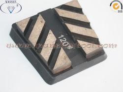 Outil abrasif en marbre abrasif à diamant de Francfort