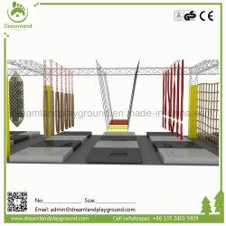Équipement de formation personnalisés professionnels Obstacle Adultes Enfants Sports Body Balance commerciale de guerrier ninja Cours de fitness