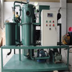 Utiliza la recuperación de aceite de engrase purificar la máquina de purificación de aceite lubricante