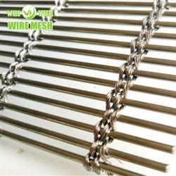 La lumière en aluminium/Câble en acier inoxydable de Wire Mesh utilisé pour le plafond