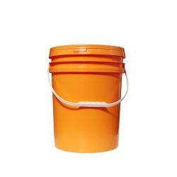 Emmer van Divers van de Kleuren van de Emmer van de Rang van het voedsel de Plastic pp 1L-25L Plastic van de Grootte van de Verf Vat van de Emmer