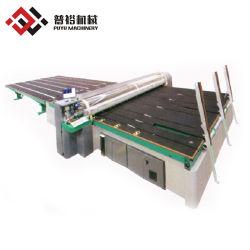 Ce автоматическое горизонтальной новой таблице отсекателя ламинированное стекло с ЧПУ станок цена (YLGCTM-2500A) на заводе