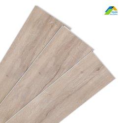 Comercial de 4mm 5mm Haga clic en Bloquear Spc Retardante impermeable de plástico de vinilo suelos PVC