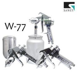 新しいSawey W-77の中型の手動ペンキの吹き付け器2.0mm