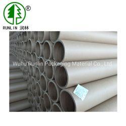 Tubo de papel utilizado para el papel de aluminio laminado de rollos de película