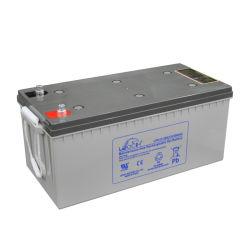 12V 200Ah Гелиевый аккумулятор солнечной батареи