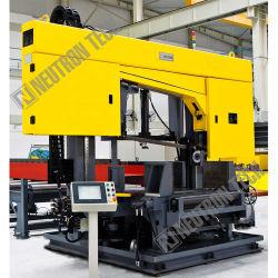 La banda de CNC Máquina de aserrado de vigas, haz de la máquina de corte Estructura de acero, máquina de aserrado, haz de la máquina de aserrado 500, 750, 1000, 1250