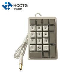 Teclas 21 USB Pin Pad programáveis com Capacidade electrostática a Chave de Partida (KB21U)
