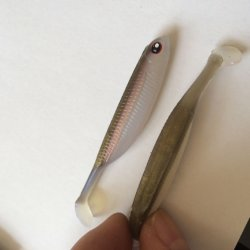 Bonne qualité fait main Leurre souple leurre de pêche Pêche