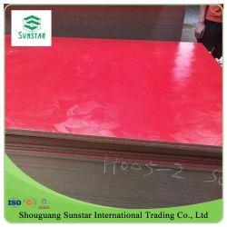 가구 (문, 침대를 위한 PVC/Malemine/Laminated/UV E0 E1 E2 Qualtiy 500-920kg/M3 MDF. etc.는), 마루, 장식적인 물자를 박판으로 만든다