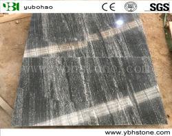 Bianco Polished/nero/granito/marmo/travertino/calcare/arenaria/quarzo/mosaico beige/grigio/dentellare/mattonelle di pietra coltura/Waterjet per il pavimento/pavimentazione/parete/pavimentare