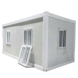 Het modulaire Bureau van de Geprefabriceerd huizen van de Bouw van het Bureau van de Container 40FT