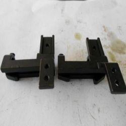 Geanodiseerde CNC die Toebehoren van de Machine van het Aluminium de Textiel machinaal bewerken