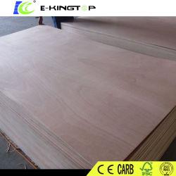 家具に使用するカスタマイズされたBintangor/Okoume/Birchの表面合板
