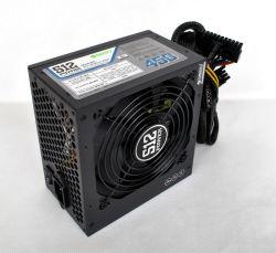 Pour d'alimentation PC ATX prix d'usine Gaming Computer cas faible bruit FDD HDD 300W-400W Alimentation du calculateur