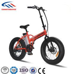 2017 Nuevo 20X4.0 Electric Snow Neumáticos anchos de bicicleta de montaña de medio ambiente