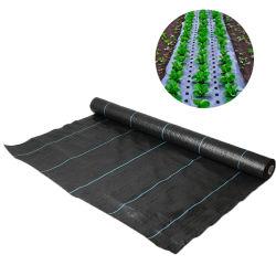 Высокое качество 100 Virgin прочного материала на крышку коврик для сорняков ткань