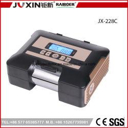 Compressore d'aria automatico dell'automobile dell'indicatore luminoso di arresto del visualizzatore digitale di CC 12V