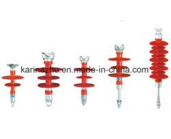 핀형 합성 절연체(실리콘 고무)