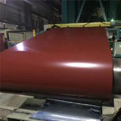 Veloursleder oder geknitterte Oberflächenbehandlung PPGI PPGL, vorgestrichener Galvanzied Stahlfarbe beschichteter Stahlring