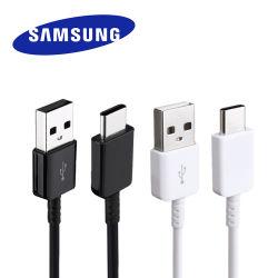 Cavi di carico di dati dell'OEM Samsung USB-C per la galassia S9/S9 Plus/S8/S8+/Note8 - imballaggio all'ingrosso nero