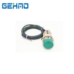 PNP DC 3-Wire 최신 판매 24V DC 근접 센서 장치 없음