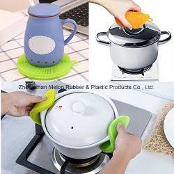 Brosse Pot instantanée Silicone multifonction moufles