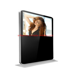 43 Polegadas Chão Horizental interior ecrã LCD Digital Signage LAN&WiFi, 4G, GPS