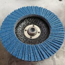 Disco de uma/Za/C 100-180mm Roda da aba de metal de moagem/Soldar/Aço Inoxidável/ferro/aço/Madeira/pedra de polimento