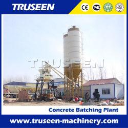 25-75cbm/H de mecanismos concretos Readymix Automática fábrica de betão