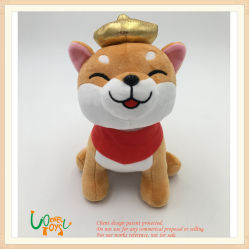 Año Nuevo Zodíaco chino Peluche Perro Mascota los animales de peluche juguete