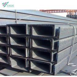 Upn U Typ Kanal-Stahl für Aufbau, warm gewalzter Form-Kanal des Stahl-U, Träger des Baustahl-U