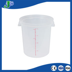 طبيّة بصاق فنجان مختبرة مستديرة [ستورج كنتينر] صلبة 2 [تو] 40 ربع