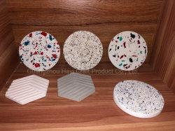 La cuvette de ciment Coaster, toilettes lavage ensembles (GZHY-FP-021)