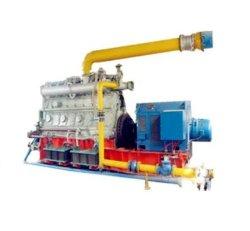 Le goudron et de l'hydrogène tolérable - 300 kw 500 kw générateur électrique de la biomasse
