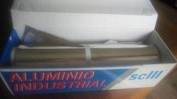 Утилизация валики из алюминиевой фольги для упаковки продуктов питания